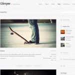 Glimpse WordPress Theme